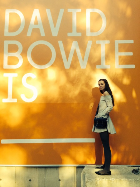 """I don't know where I am going from here, but I promise it won't be boring."" -David Bowie"